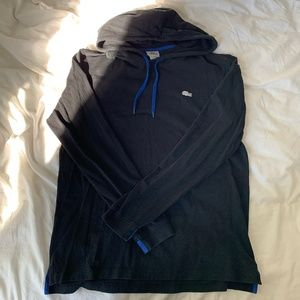 Lacoste Sport Shirt Hoodie - Size 6